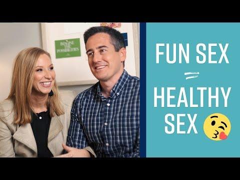 Fun Sex = Healthy Sex