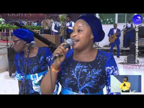RCCG PRAISE TEAM WORSHIP @ RCCG SPECIAL MARCH HOLY COMMUNION SERVICE
