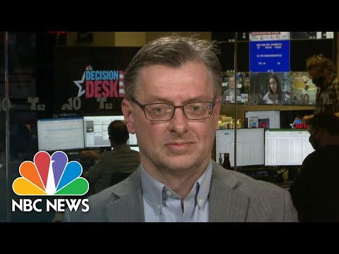 NBC Elections Director Explains Provisional Ballot Impact On Presidential Race | NBC News