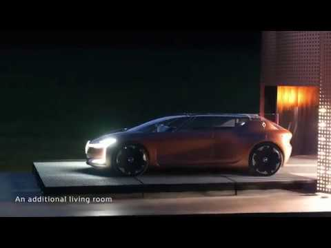 Renault SYMBIOZ: concept and vision for mobility | Renault