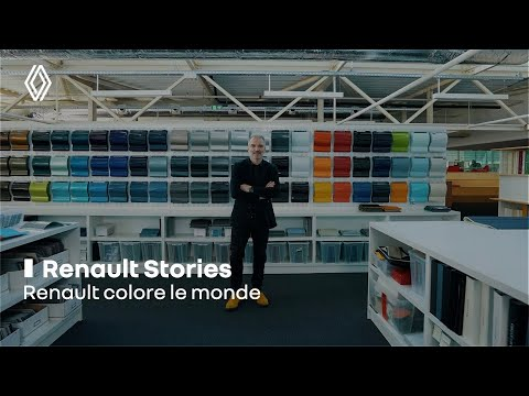 Renault colore le monde | Groupe Renault