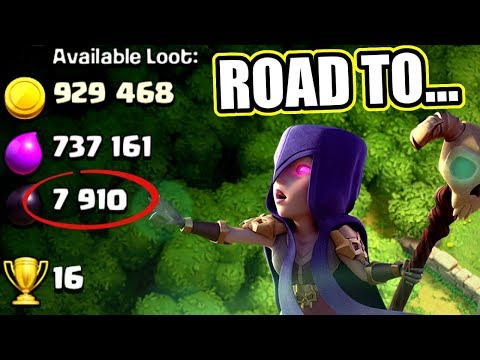 THE ROAD TO TOWN HALL 12 BEGINS!! - Clash Of Clans