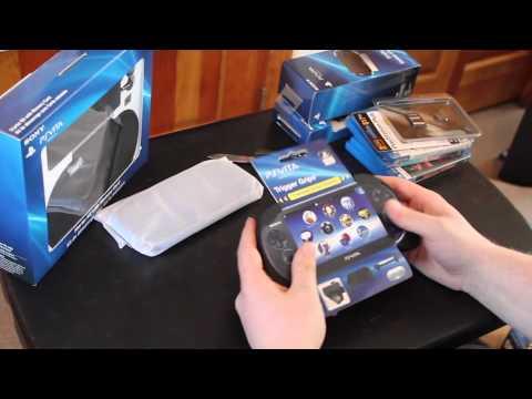 Unboxing PS Vita System - UC9uau9g5svYjiGbOBqohqng