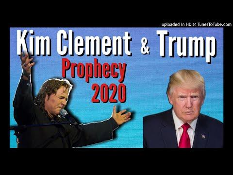 Kim Clement Prophecy on President Trump Economy  America 2020