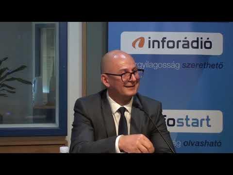 InfoRádió - Aréna - Rigó Csaba Balázs - 2. rész - 2020.07.29.