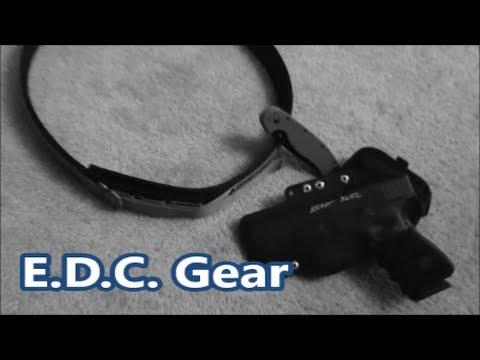 My EDC Gear