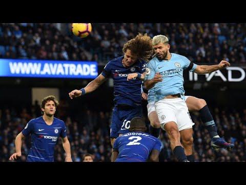Manchester City thrash Chelsea 6-0 to go top of Premier League
