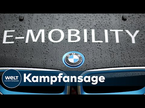 ELEKTROMOBILITÄT: BMW nimmt Kampf gegen Tesla auf