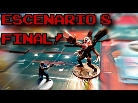THE FINAL COUNTDOWN! || RE2: El juego de mesa (FINAL A)