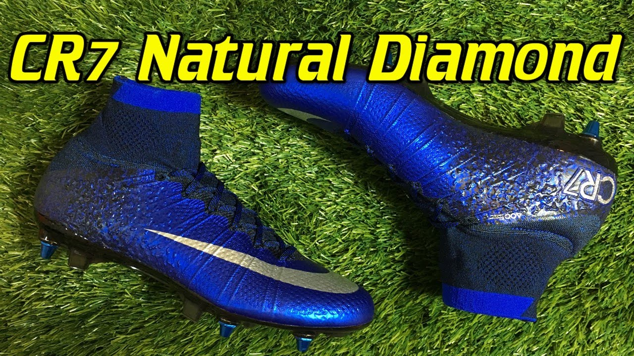 CR7 Nike Mercurial Superfly 4 SG-Pro Natural Diamond - Review + On Feet  e090961a920