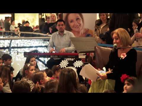 Χριστούγεννα στο One Salonica✨με την Κάρμεν Ρουγέρη σε μια διαδραστική αφήγηση παραμυθιού!