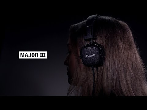 Marshall - Major III Headphones - Full Overview French