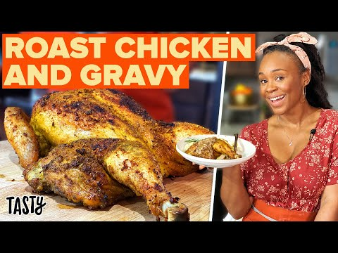 How To Make The Perfect Roast Chicken ? Tasty