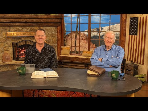 Charis Daily Live Bible Study: Encourage Yourself - Wendell Parr - October 29, 2020