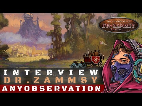 The chronicles of Dr.Zammsy   Interview with Team