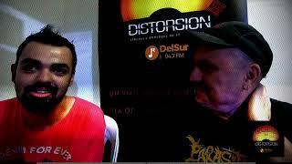 Entrevista a Nahu Lemes en semifinales de Arena Sonora 2020 (13.02.2020)