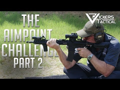 The Aimpoint Challenge Pt. 2