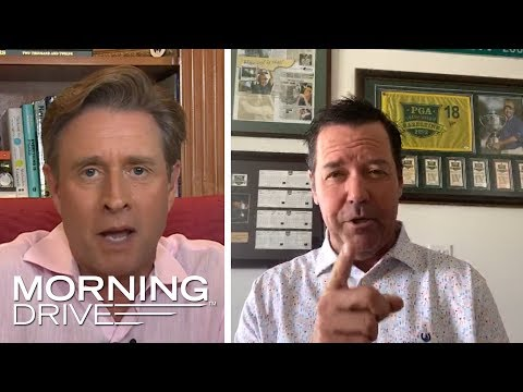 2002 PGA champion Rich Beem's keys to victory   Morning Drive   Golf Channel
