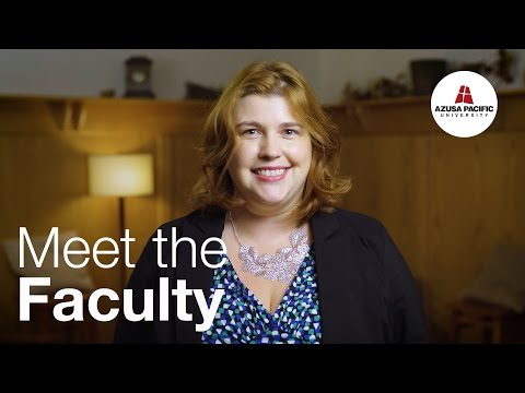 Meet the Faculty: Sarah Adams, Ph.D.