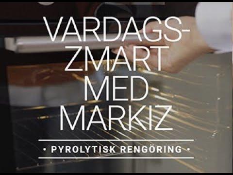 Cylinda – Vardagssmart med Markiz (Pyrolytisk rengöring)