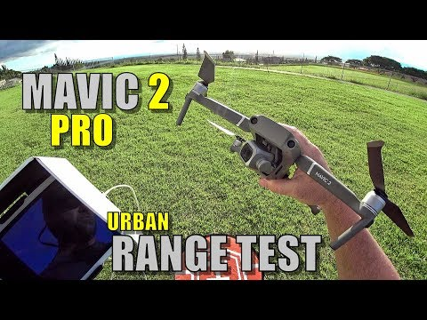 DJI Mavic 2 PRO Range Test - How Far Will It Go? (Light Urban) - UCVQWy-DTLpRqnuA17WZkjRQ