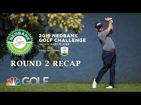 Nedbank Golf Challenge 2019: Second-Round Recap & Highlights | European Tour | Golf Channel