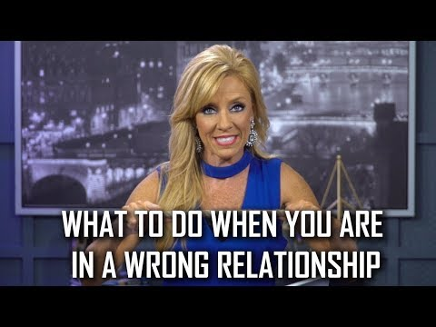What To Do When You Are In A Wrong Relationship