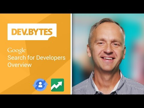 Get more engaged users with Google Search for Developers - UC_x5XG1OV2P6uZZ5FSM9Ttw