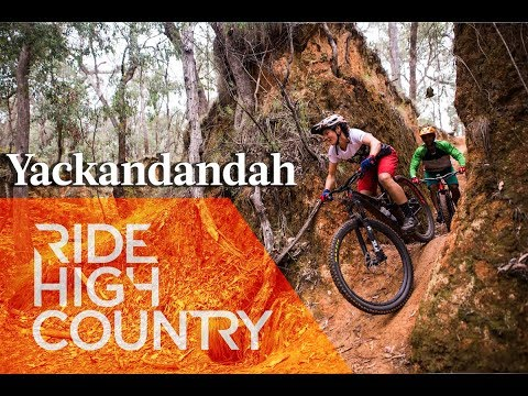Ride High Country in Motion - Yackandandah