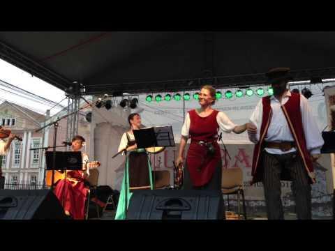 Medieval Fest i Mühlbach, Transsylvanien