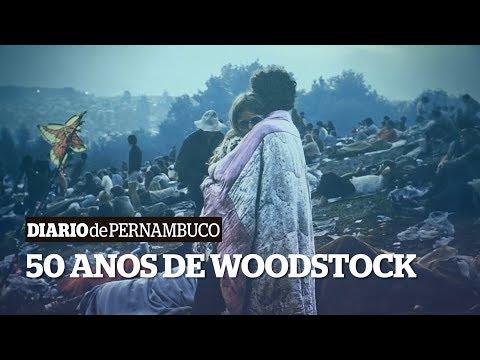 Homenagens ao Festival Woodstock
