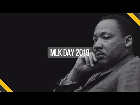WCU MLK Day 2019: Student Response Video