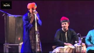 Kaafila Promo Videos at Kamani Auditorium Delhi - kaafila , Sufi