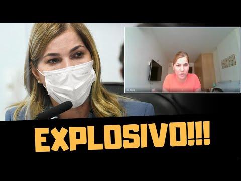 EXPLOSIVO: CAPITÃ CLOROQUINA RECEBE TREINAMENTO PRA CPI (VÍDEO)