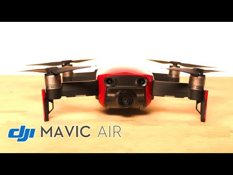 Mavic Air - Hands On Review