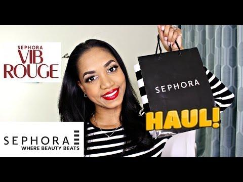 ❤ HUGE HAUL | ❤ Sephora VIB SALE Spring 2015 ❤ - UCPWE8QVTHPLqYaCOuqWNvIw