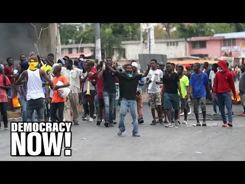 Anti-Government Protests Continue in Haiti; New Details Emerge About Role of U.S. Mercenaries