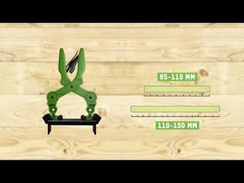 K-rauta - Essve presenterar HDS - Ett dolt trallmontage