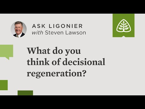 What do you think of decisional regeneration?