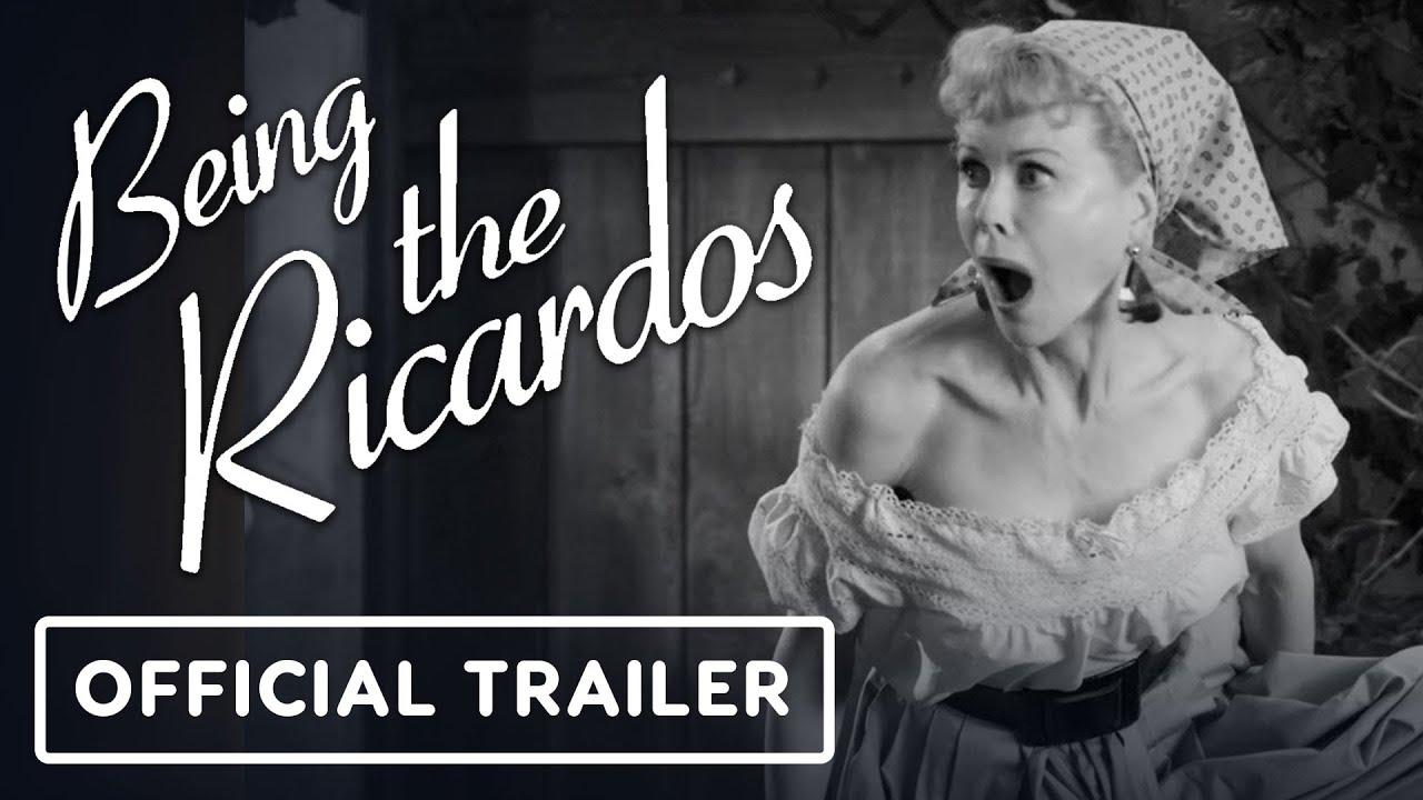Being the Ricardos – Official Teaser Trailer (2021) Nicole Kidman, Javier Bardem, J.K. Simmons