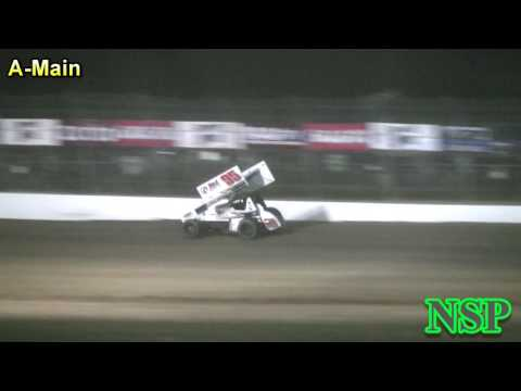 June 30, 2017 Brownfield Classic Ascs National Sprints A-Main Grays Harbor Raceway - dirt track racing video image