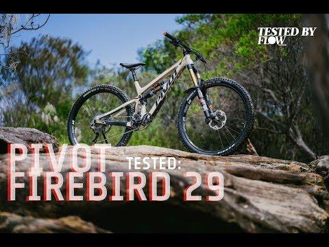 Tested: Pivot Firebird 29 - Flow Mountain Bike