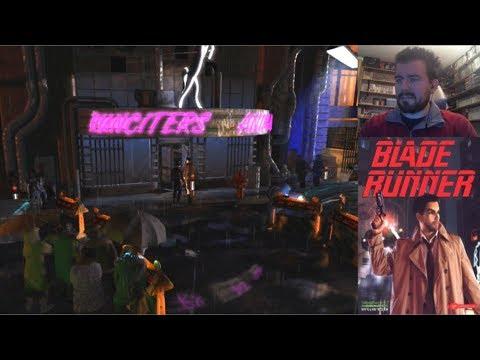 BLADE RUNNER (PC) - Bienvenidos a Los Angeles, año 2019 || Gameplay en Español