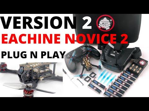 Eachine Novice 2  - UCwKdF2y0Mhi66C2Sa-HwGQg