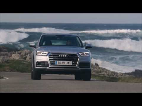 Presentación Audi Q5 (vídeo oficial marca)
