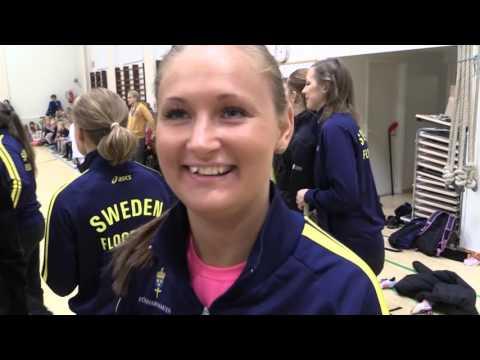 Inside Sweden - Skolbesök för landslaget