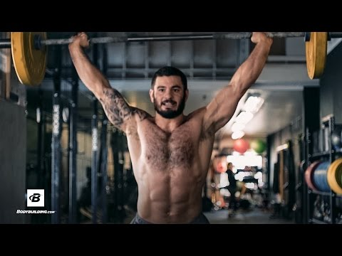 Mat Fraser: The Making of a Champion - Trailer