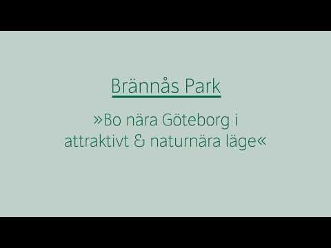 Brännås Park - ett nytt villaområde i Lerum