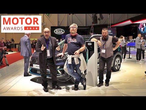 Motor Awards 2019 | VOTA Y GANA UN KIA e-Niro | coches.net