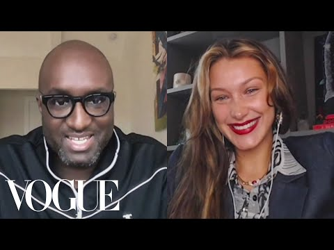 Bella Hadid & Virgil Abloh on Blazing Your Own Trail | Forces of Fashion